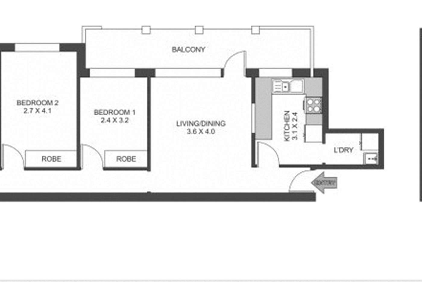Seventh view of Homely apartment listing, 8/107 High Street, Mascot NSW 2020
