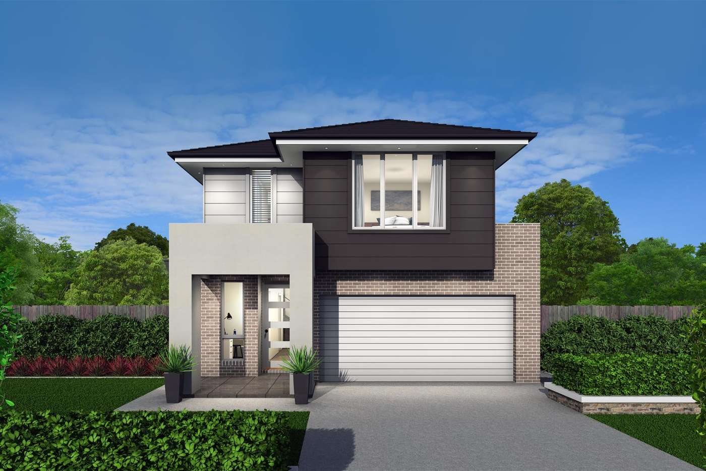 Main view of Homely house listing, Lot 16 Proposed Rd, Leppington NSW 2179