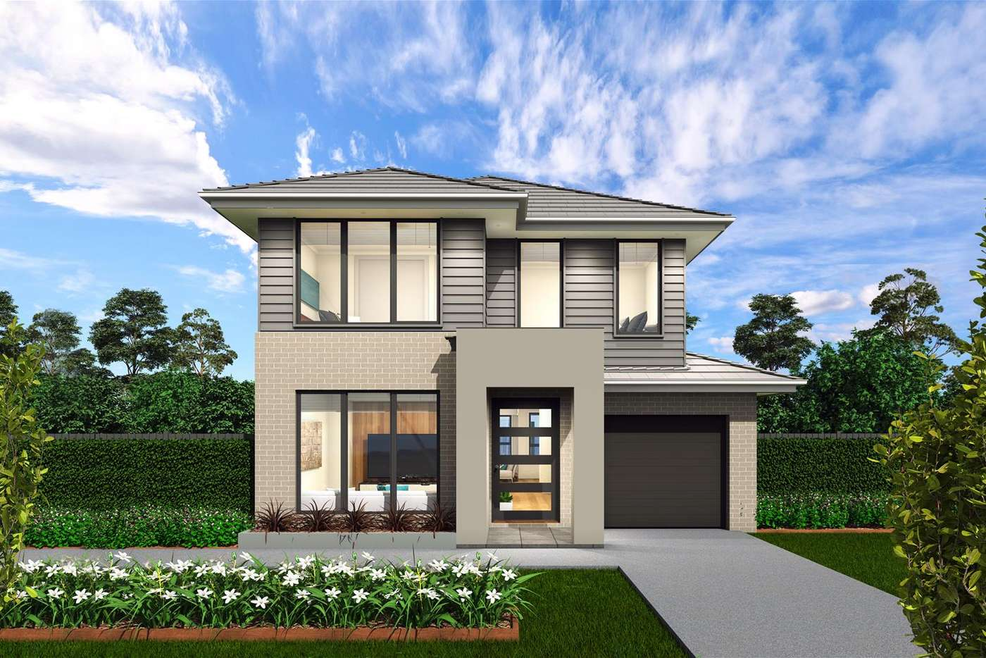 Main view of Homely house listing, Lot 44 Proposed Rd, Leppington NSW 2179