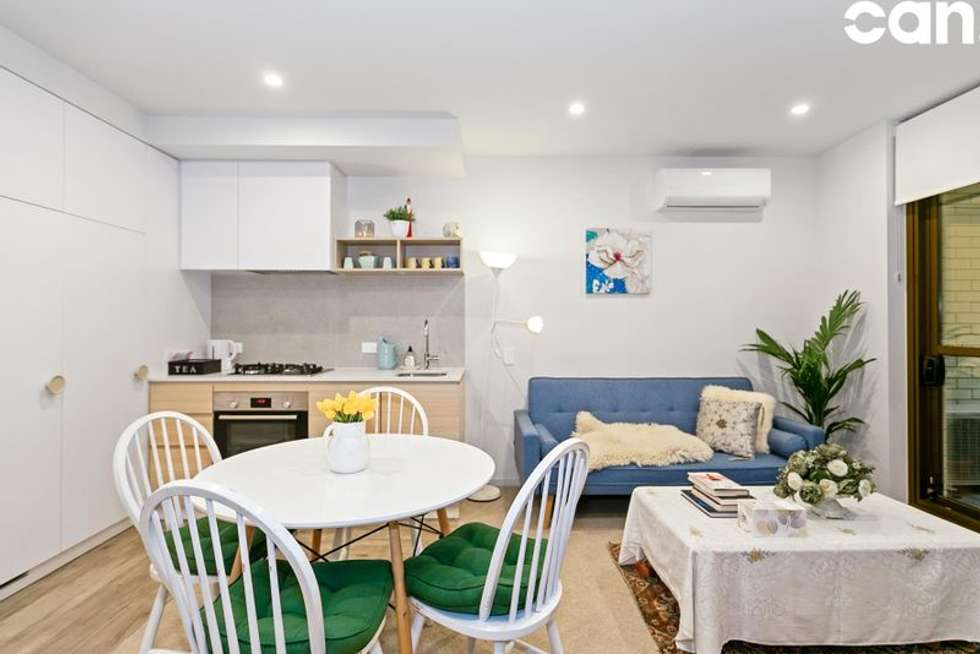 Second view of Homely apartment listing, 8M/8 Bond Street, Caulfield North VIC 3161