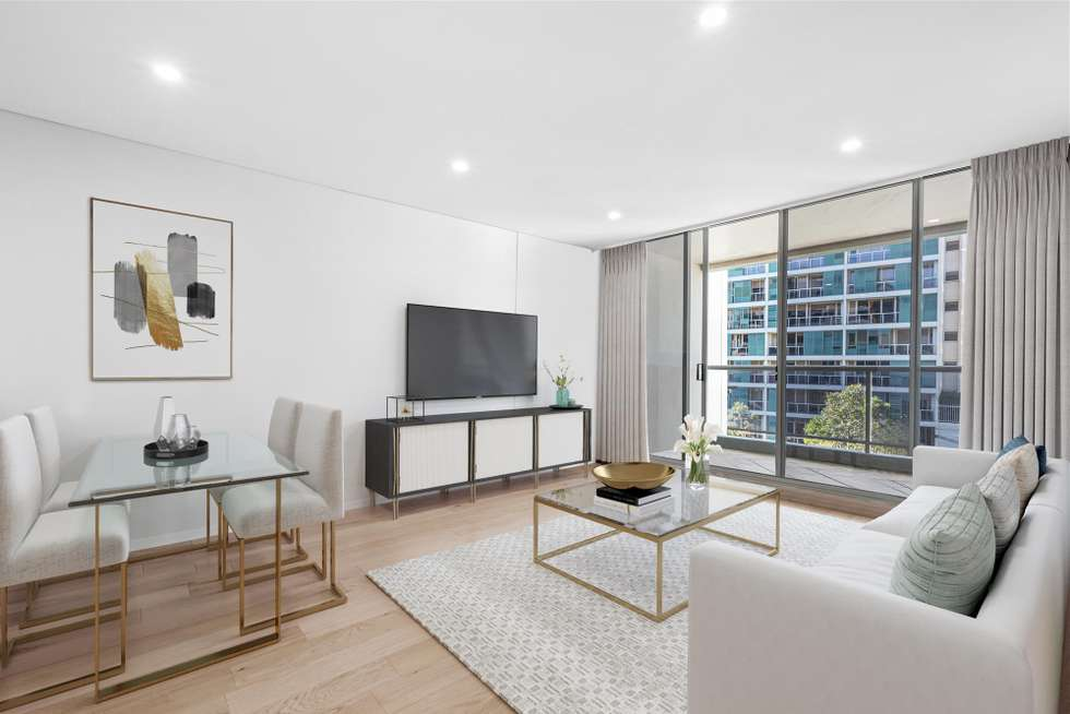 Second view of Homely apartment listing, 525/7 Potter Street, Waterloo NSW 2017
