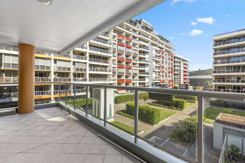 Fourth view of Homely apartment listing, 525/7 Potter Street, Waterloo NSW 2017