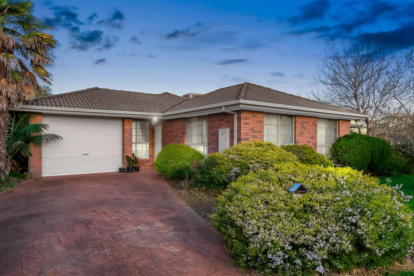 Main view of Homely house listing, 9 Dunai Walk, Delahey VIC 3037