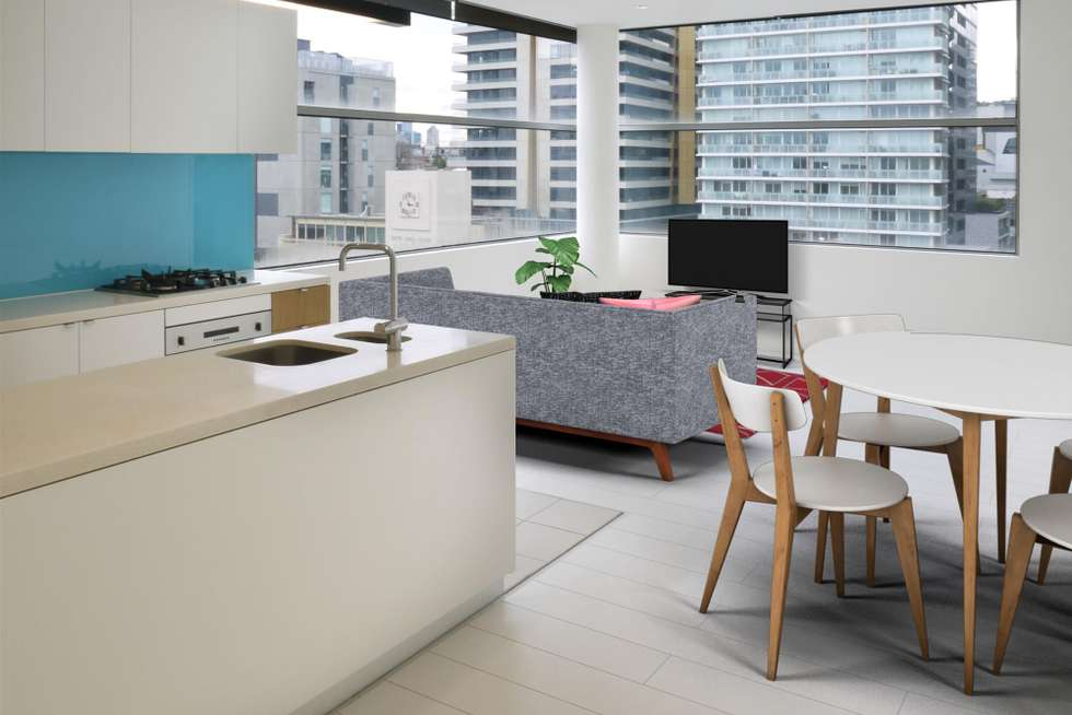 Second view of Homely apartment listing, 501/200 Toorak Road, South Yarra VIC 3141