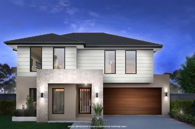 Lot 84 Harlina Street, Ormeau Hills QLD 4208
