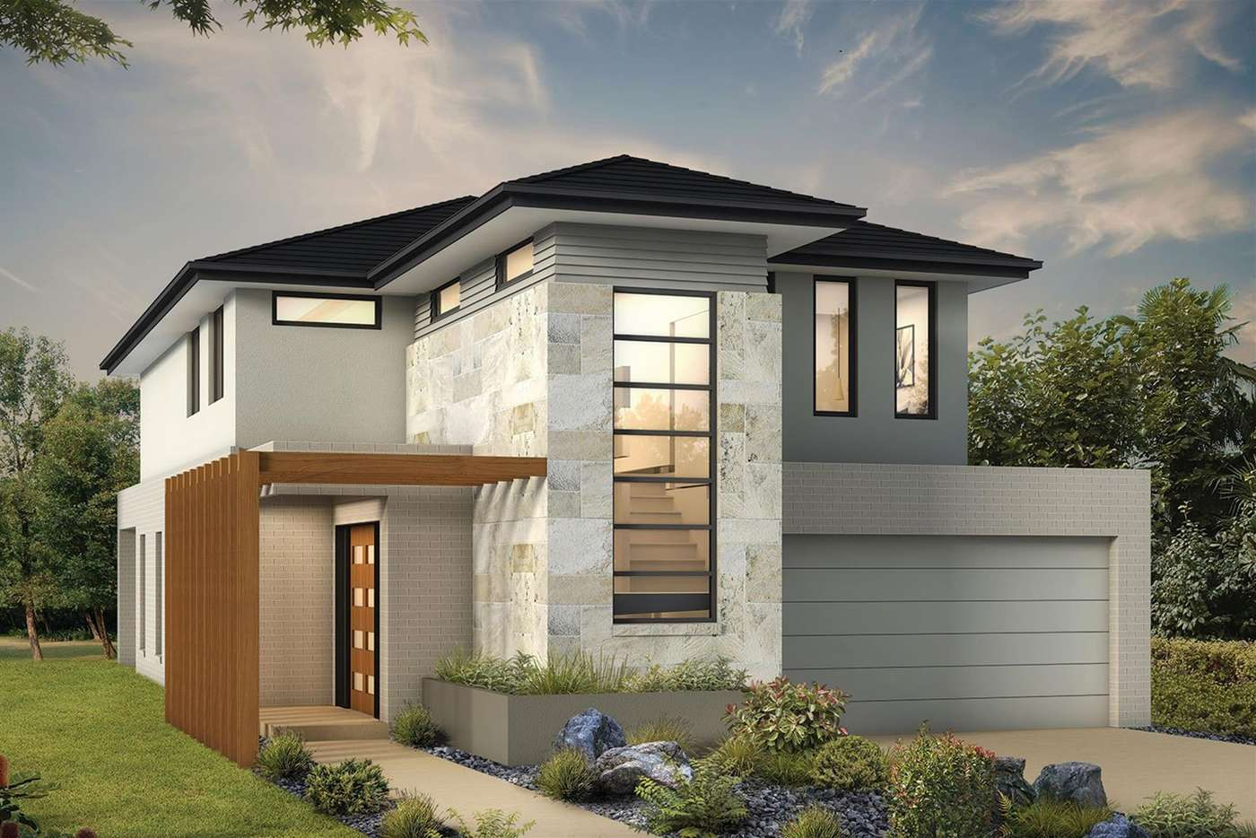 Main view of Homely house listing, Lot 8 Lillium Street, Rochedale QLD 4123
