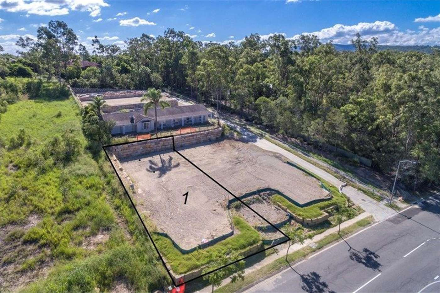 Main view of Homely residentialLand listing, 194 Kangaroo Gully Rd, Bellbowrie QLD 4070