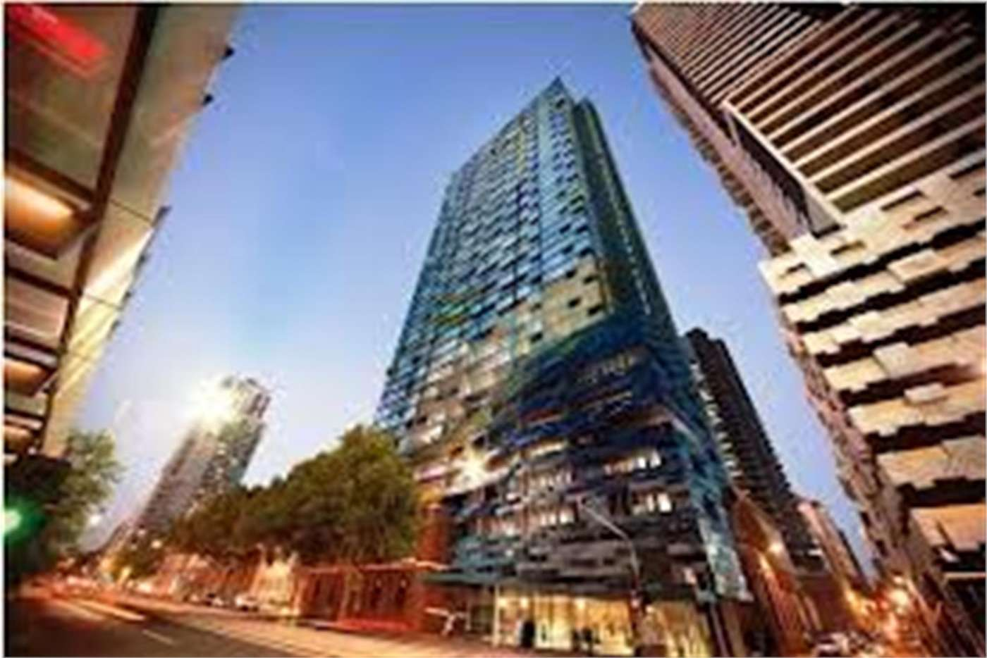 Main view of Homely apartment listing, 3913/220 Spencer Street, Melbourne VIC 3000