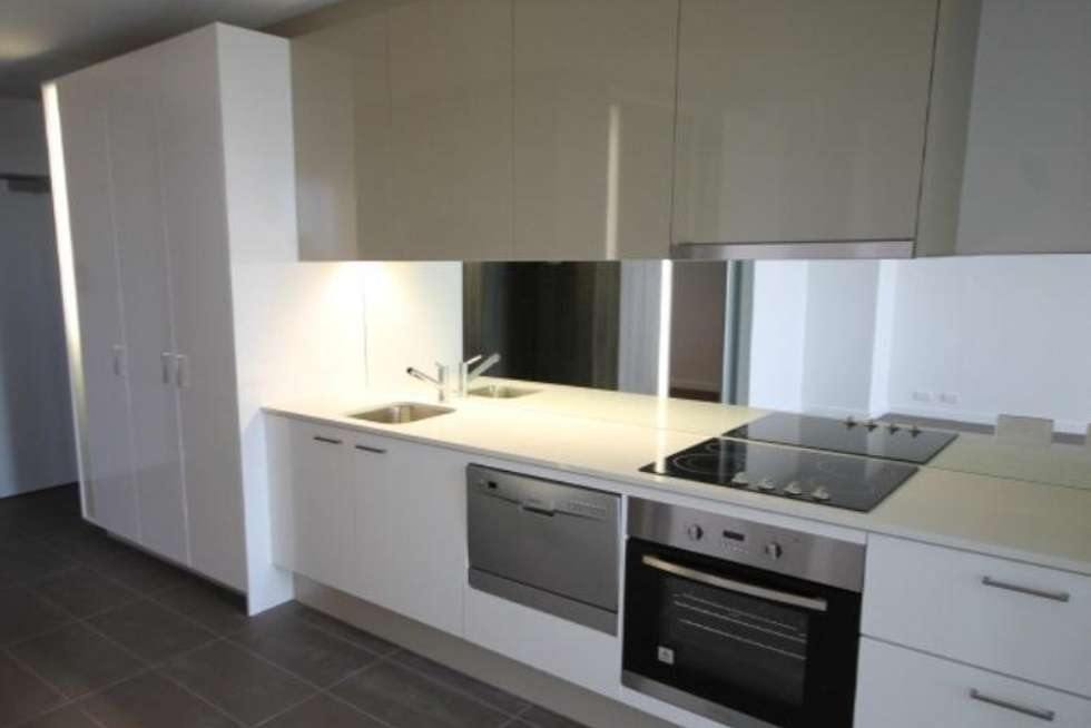 Second view of Homely apartment listing, 3913/220 Spencer Street, Melbourne VIC 3000