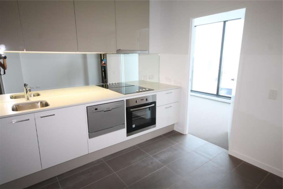 Third view of Homely apartment listing, 3913/220 Spencer Street, Melbourne VIC 3000