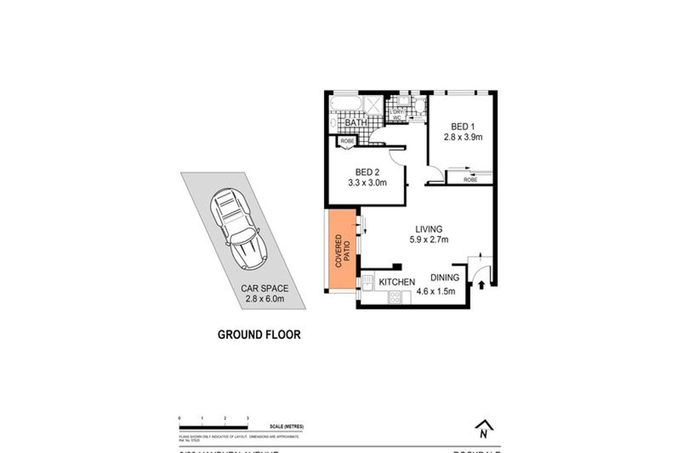 Seventh view of Homely apartment listing, 9/29 Hayburn Avenue, Rockdale NSW 2216