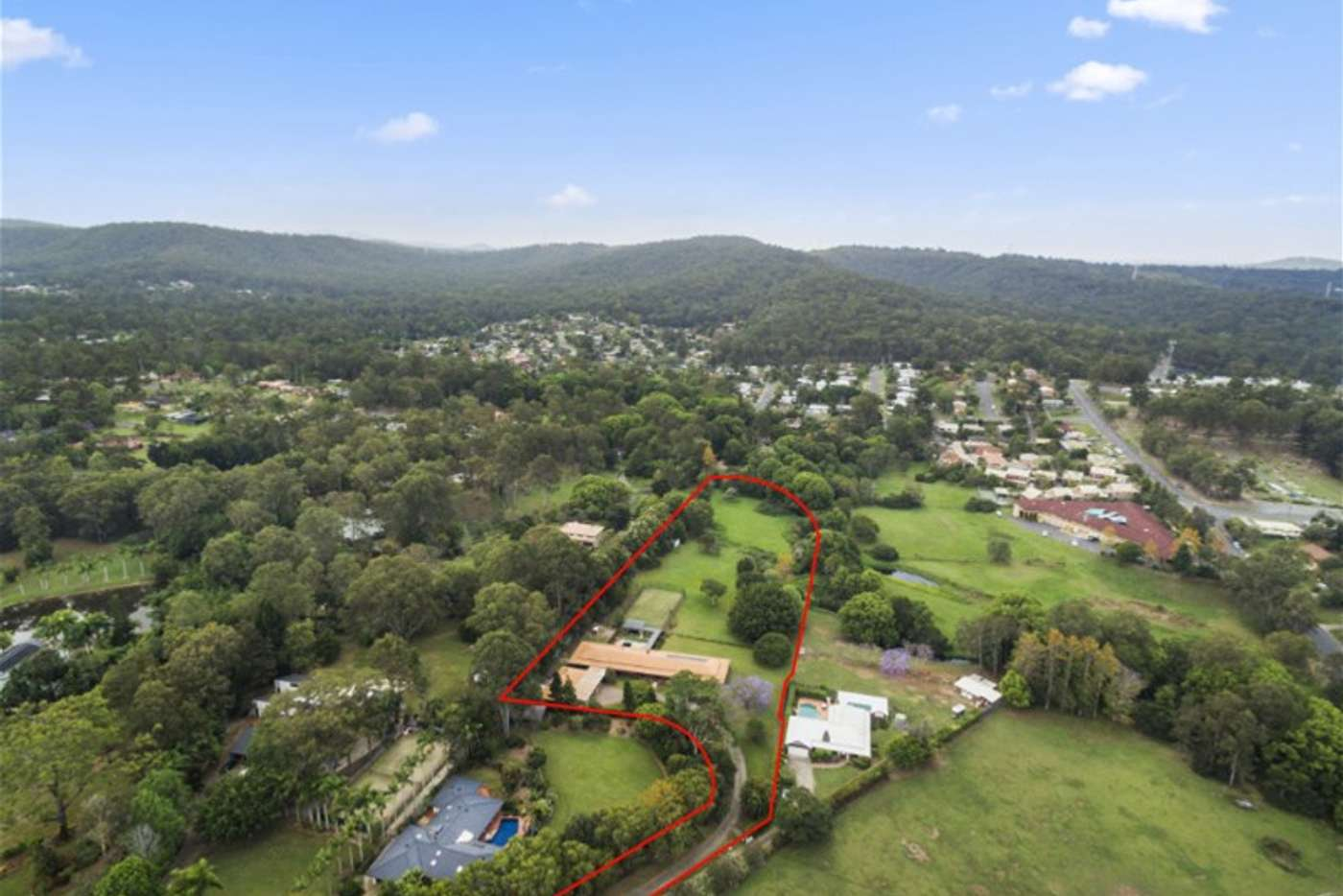 Main view of Homely acreageSemiRural listing, 22 Oak Street, Nerang QLD 4211