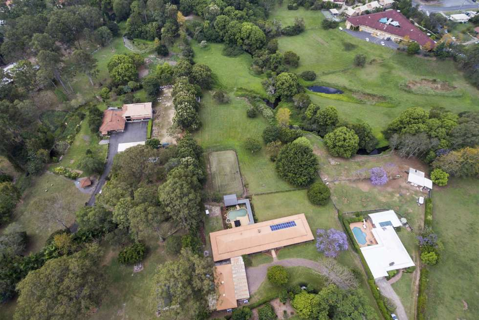 Second view of Homely acreageSemiRural listing, 22 Oak Street, Nerang QLD 4211