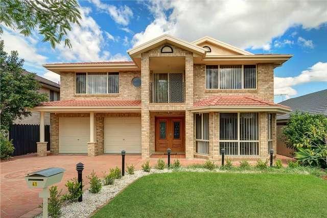 41 Sovereign Avenue, Kellyville Ridge NSW 2155
