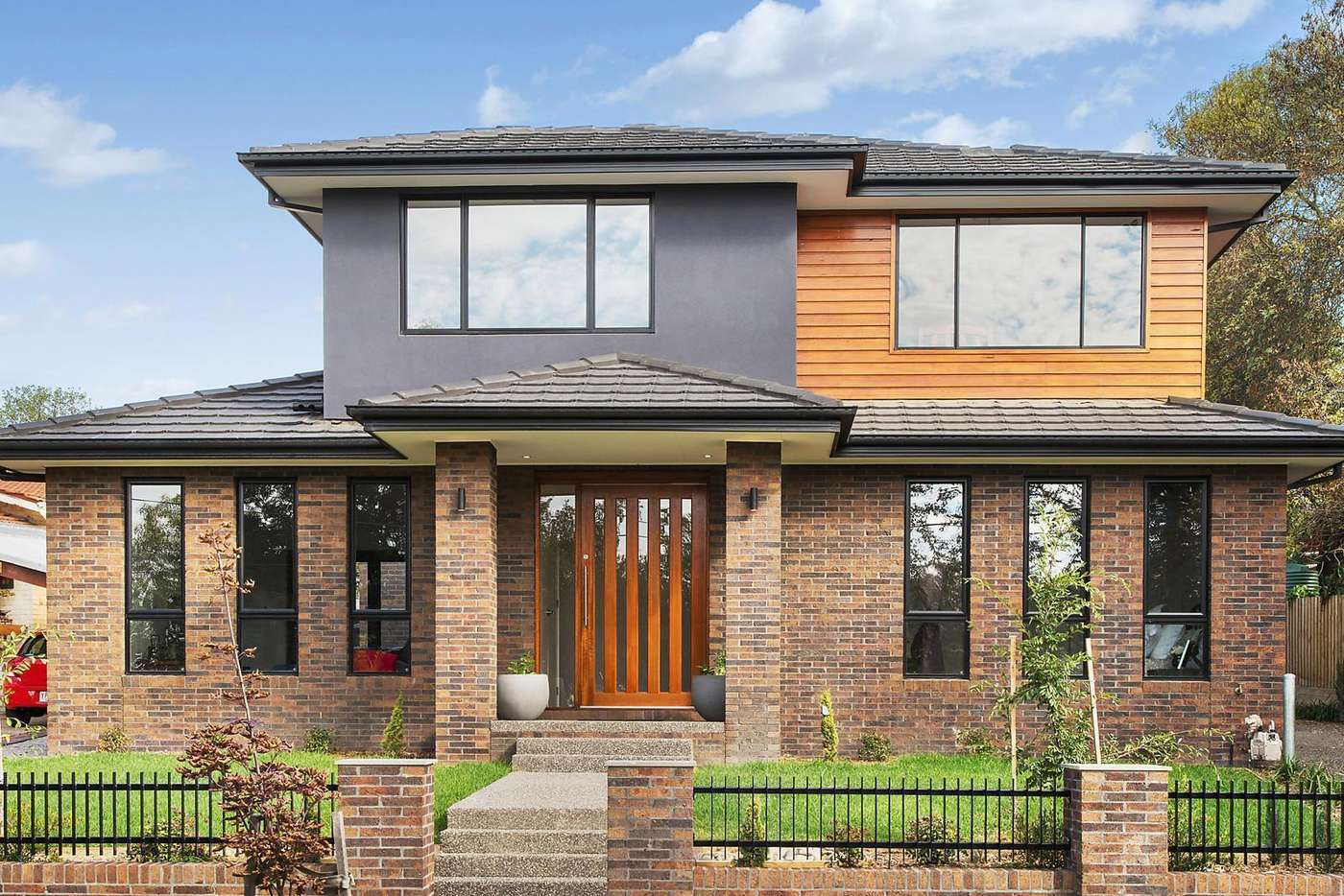 Main view of Homely townhouse listing, 1/24 Illuka Crescent, Mount Waverley VIC 3149