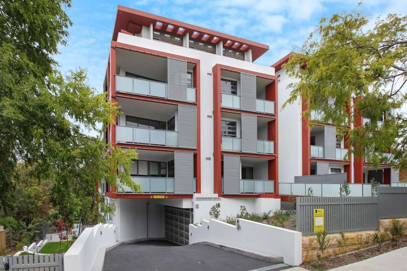 Main view of Homely apartment listing, 28/15-19 Havilah Road, Lindfield NSW 2070