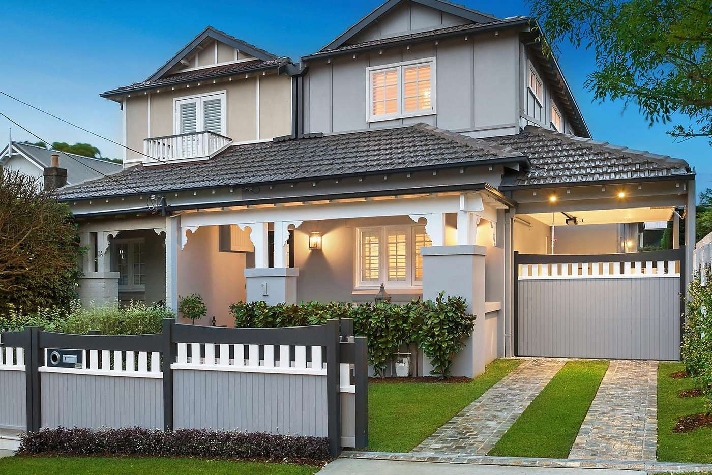 Main view of Homely house listing, 1 Rosebery Street, Mosman NSW 2088