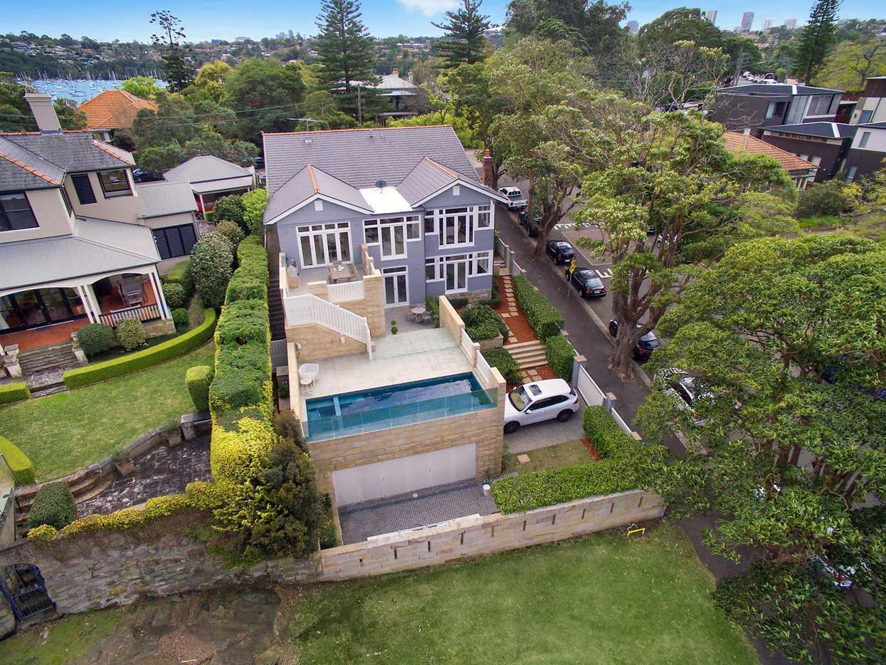 Main view of Homely house listing, 35 The Point Road, Hunters Hill, NSW 2110