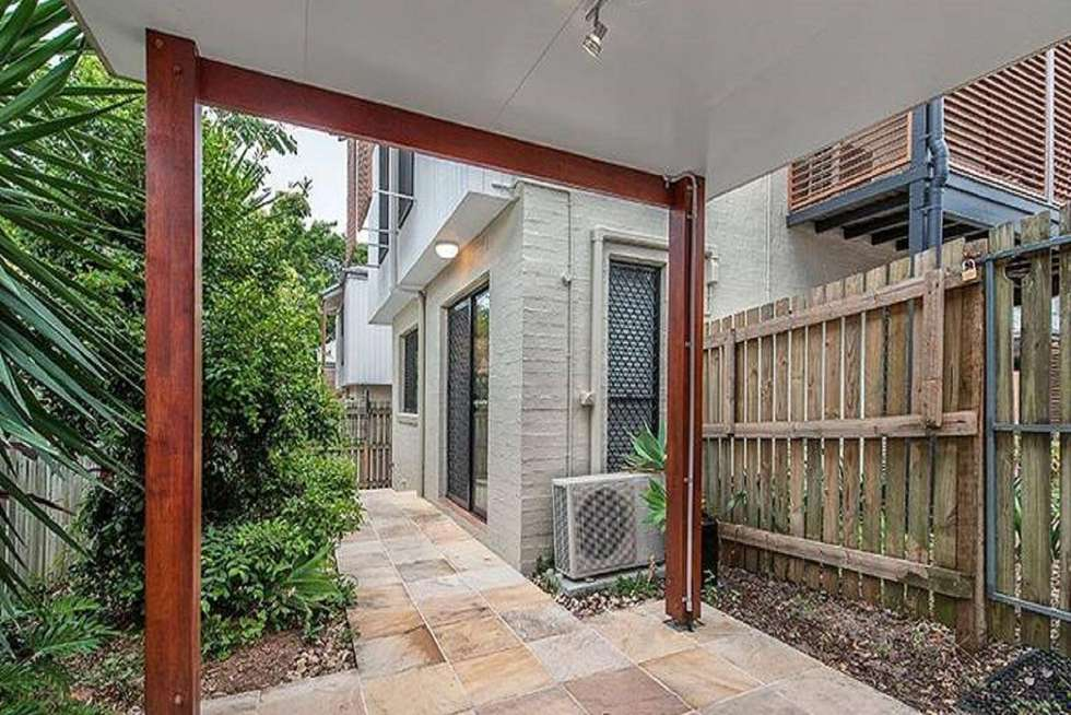 Third view of Homely townhouse listing, 1/22 Wyndham Street, Herston QLD 4006