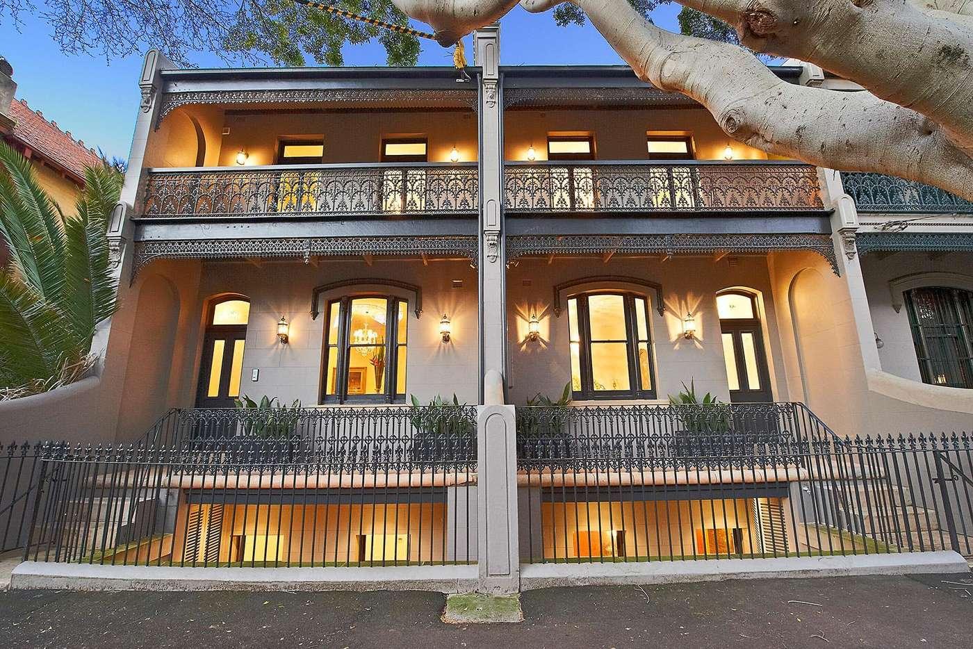 Main view of Homely house listing, 124-126 Paddington Street, Paddington NSW 2021