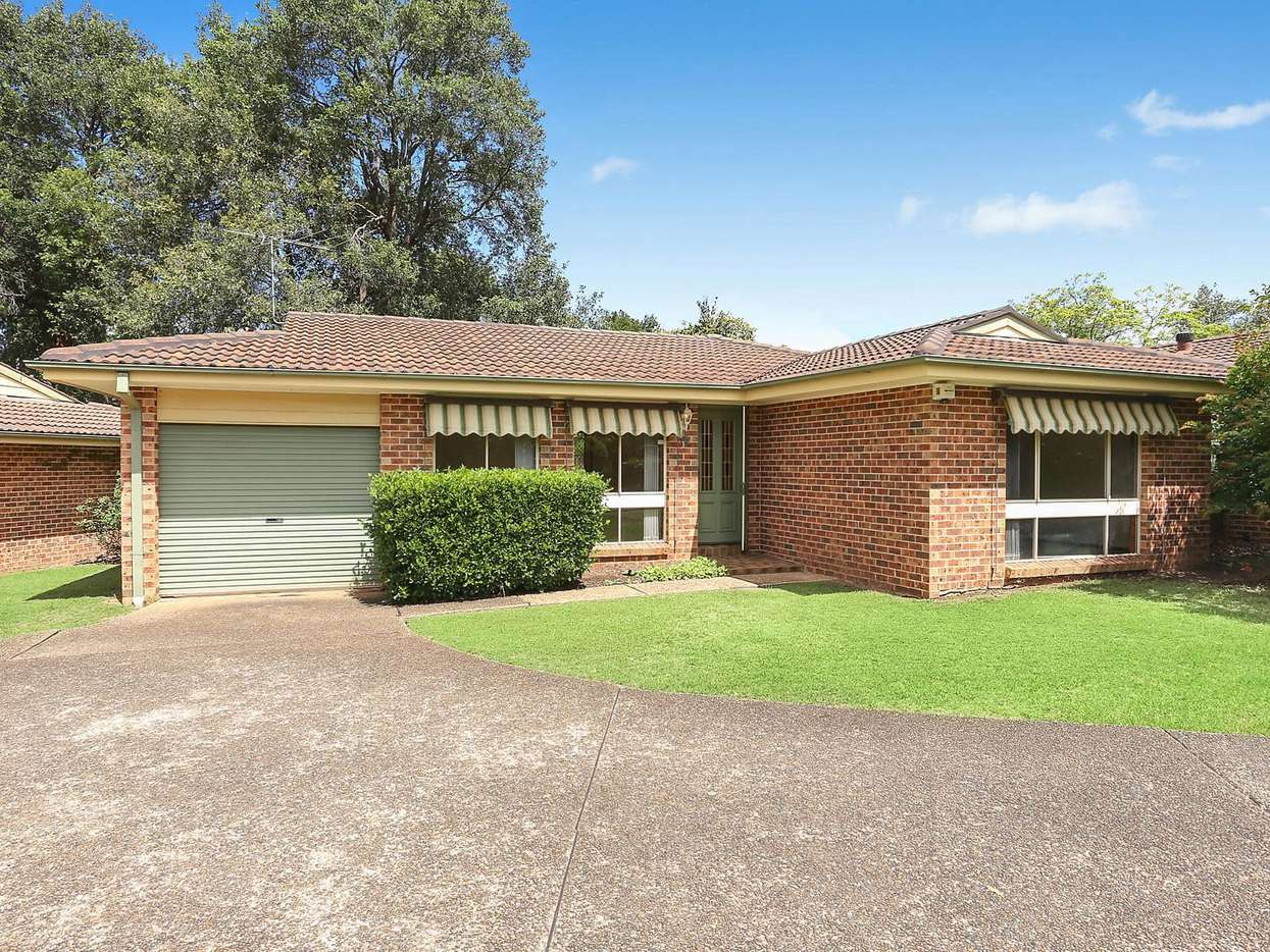 Main view of Homely villa listing, 18/121 Tompson Road, Panania, NSW 2213