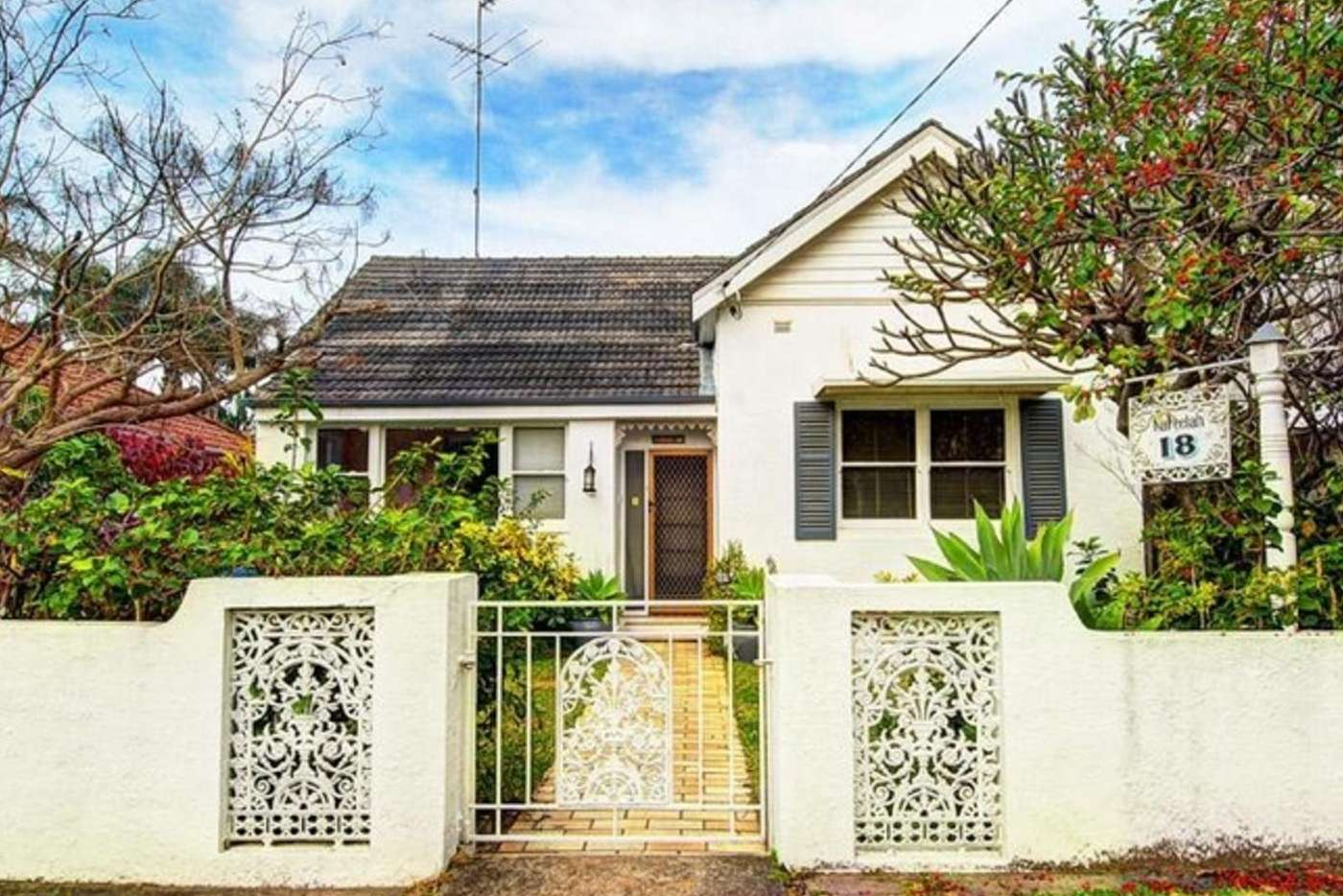 Main view of Homely house listing, 18 Tasman Street, Bondi NSW 2026