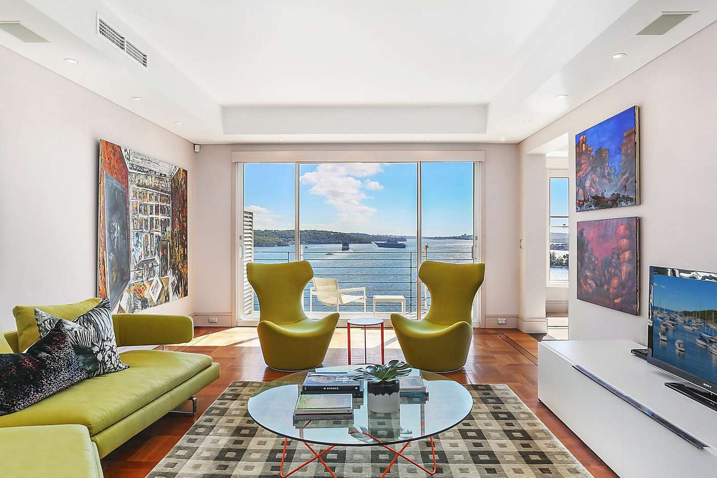 Main view of Homely apartment listing, 'Wentworth Towers' 10/3 Wentworth Place, Point Piper NSW 2027
