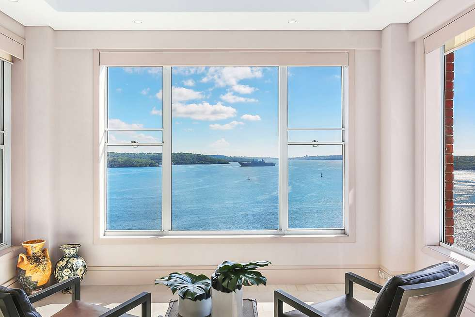 Second view of Homely apartment listing, 'Wentworth Towers' 10/3 Wentworth Place, Point Piper NSW 2027