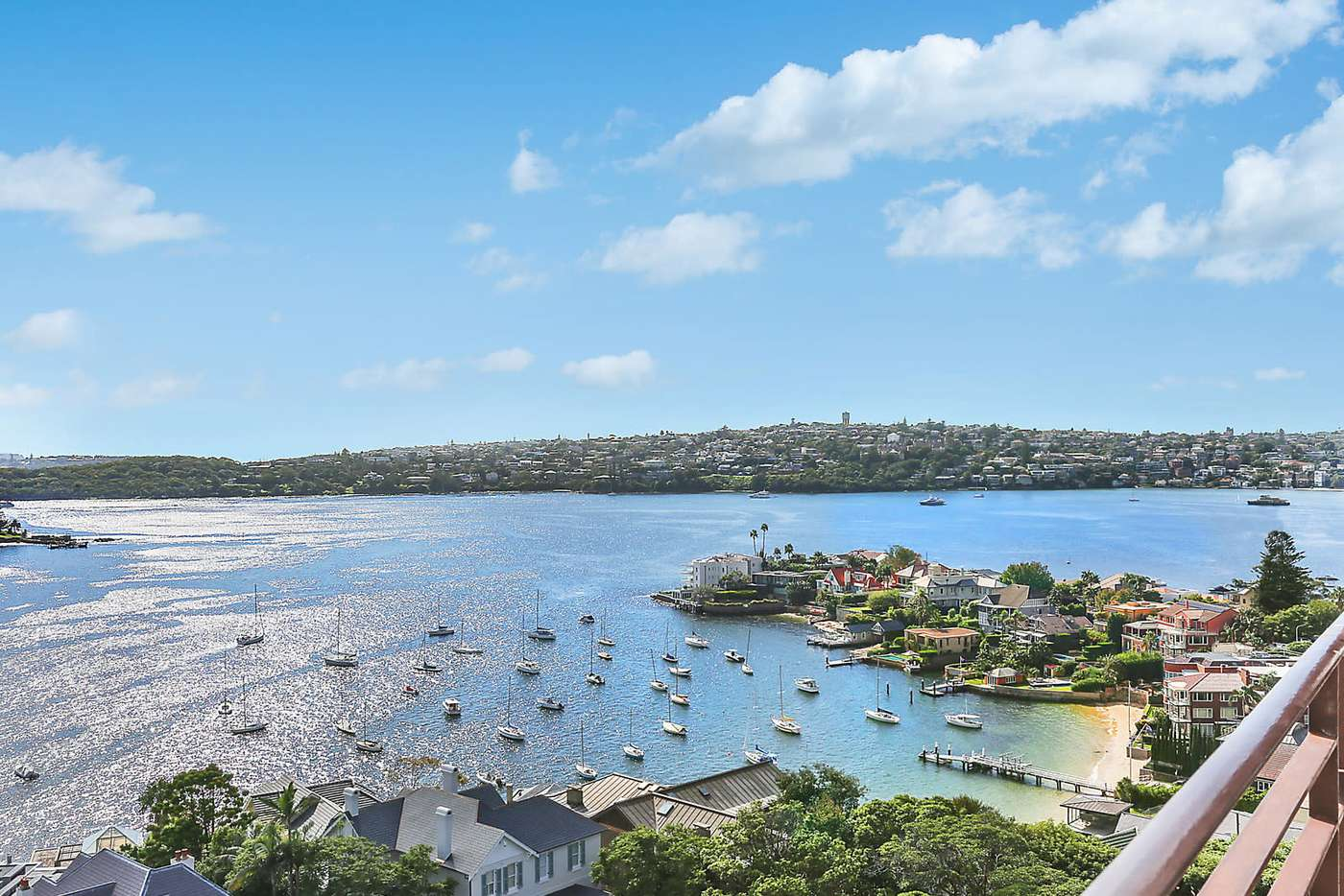 Fifth view of Homely apartment listing, 'Wentworth Towers' 10/3 Wentworth Place, Point Piper NSW 2027