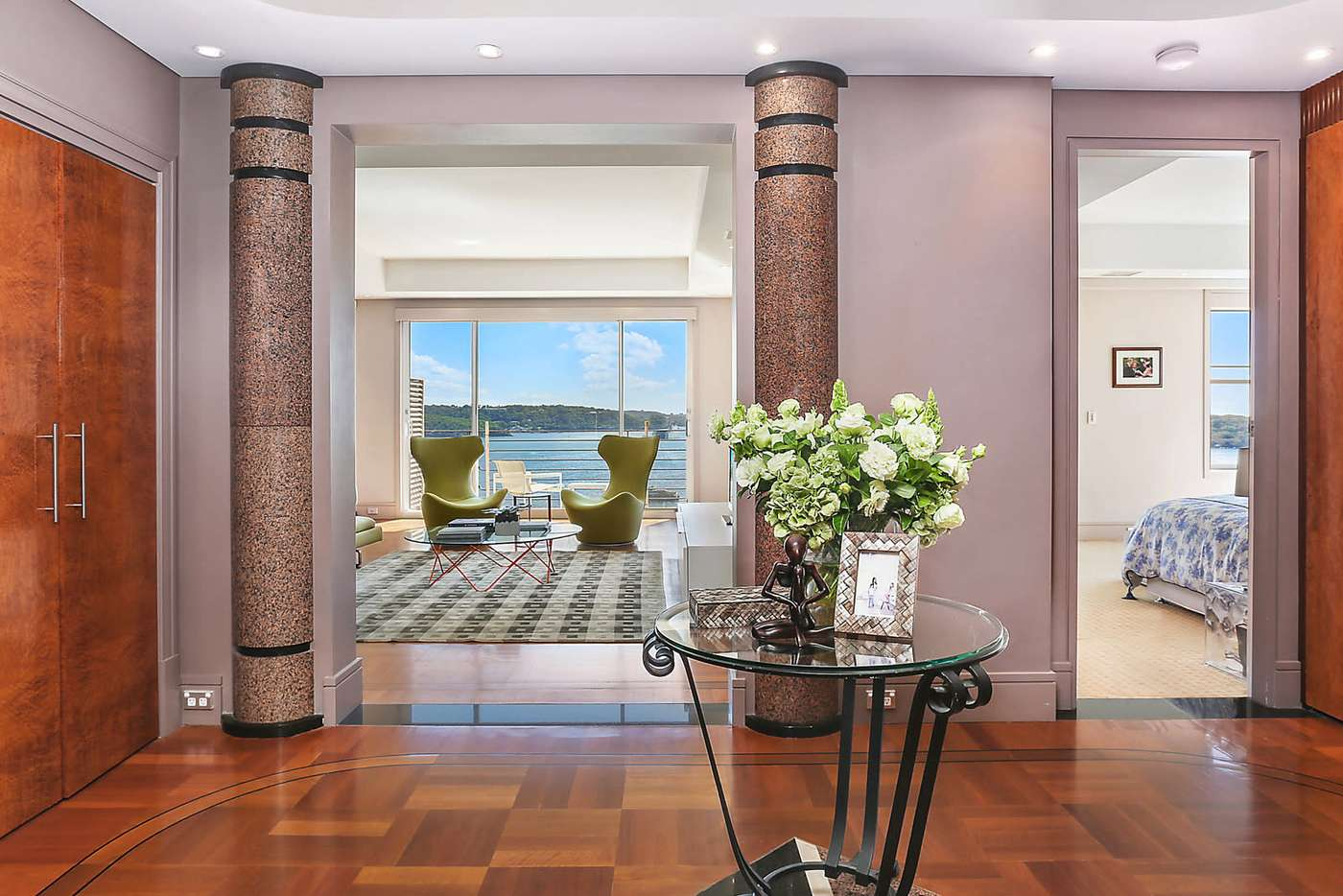 Sixth view of Homely apartment listing, 'Wentworth Towers' 10/3 Wentworth Place, Point Piper NSW 2027