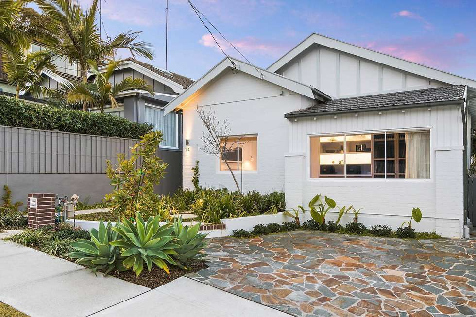 Second view of Homely house listing, 14 Vale Street, Clovelly NSW 2031