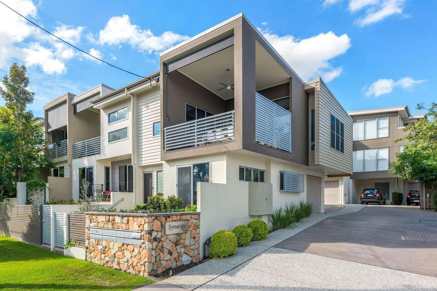 Main view of Homely townhouse listing, 8/15 Ainslie Street, Alderley QLD 4051