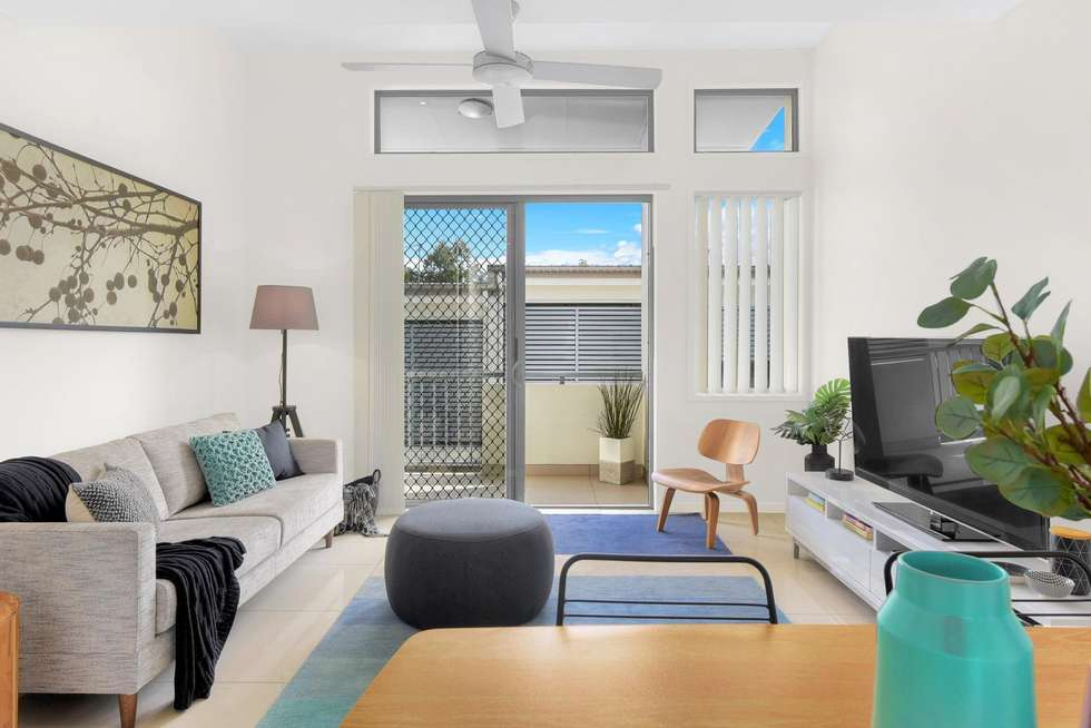 Second view of Homely townhouse listing, 8/15 Ainslie Street, Alderley QLD 4051