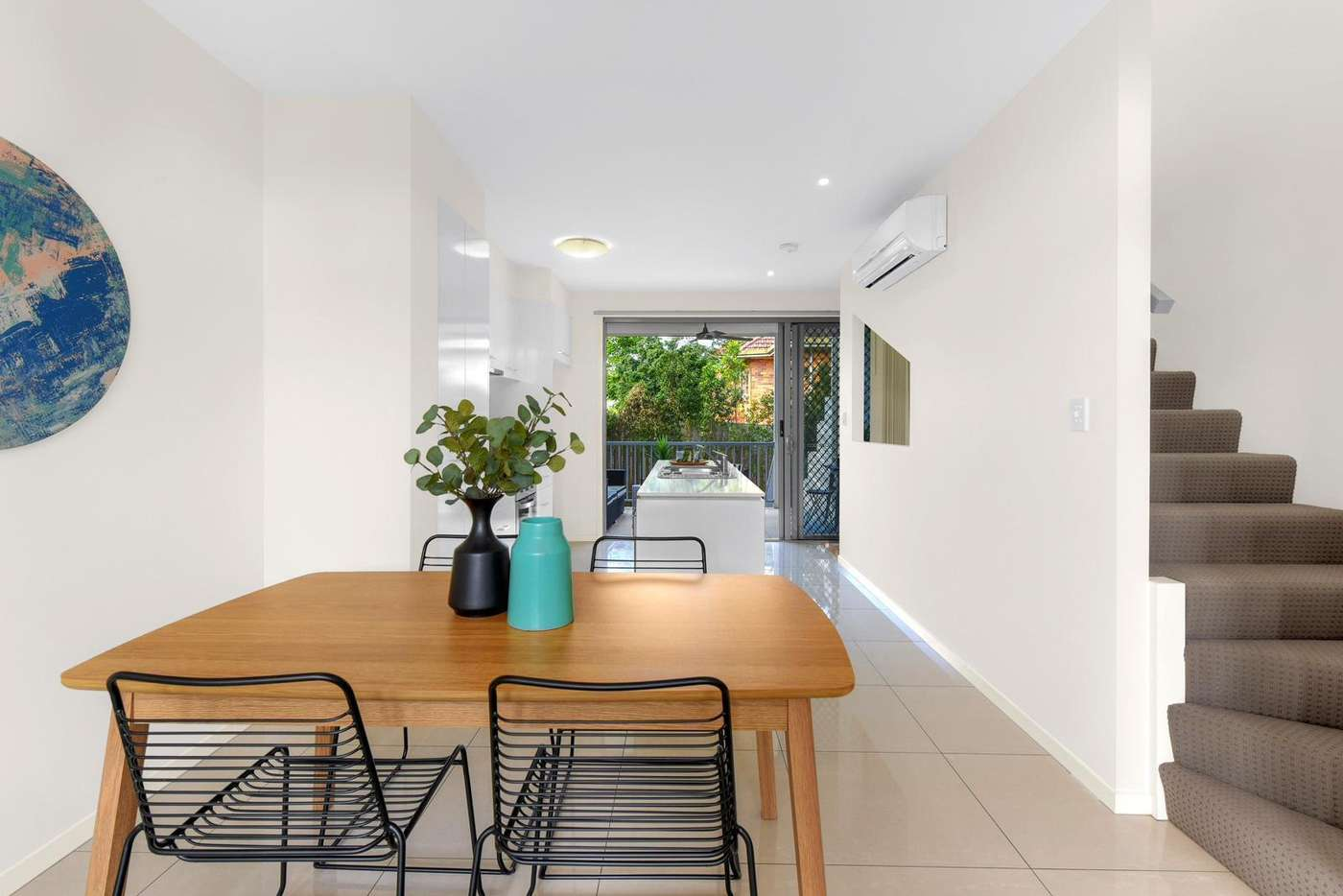 Sixth view of Homely townhouse listing, 8/15 Ainslie Street, Alderley QLD 4051