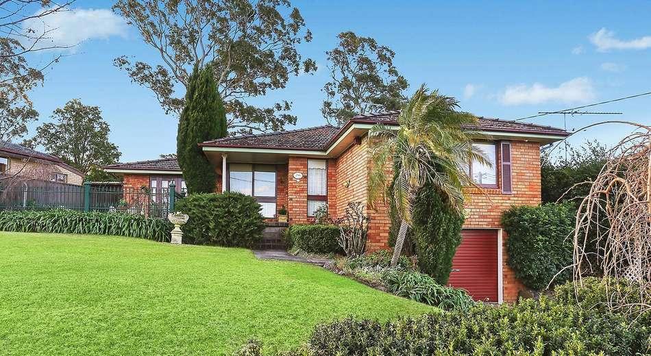 60 Valparaiso Avenue, Toongabbie NSW 2146