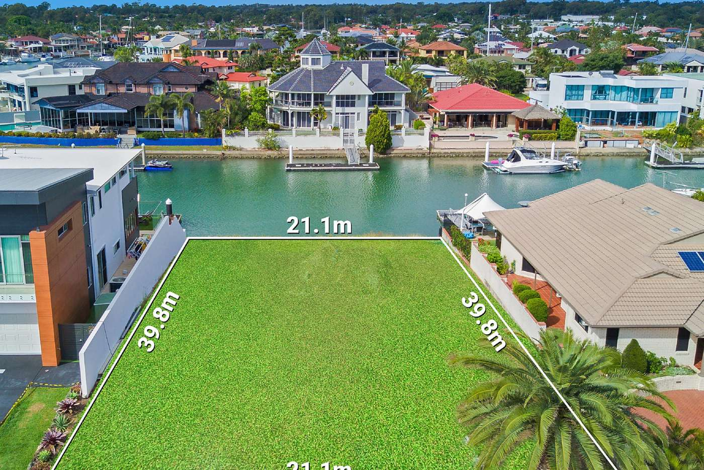 Main view of Homely residentialLand listing, 5/18 Mainsail Street, Birkdale QLD 4159