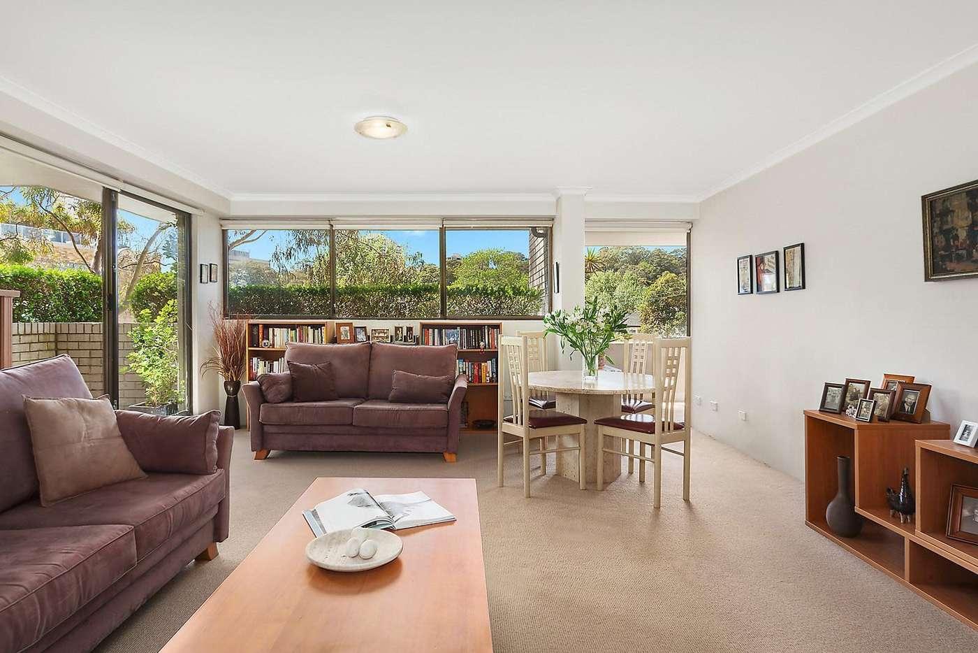 Main view of Homely apartment listing, 27/110 Cascade Street, Paddington NSW 2021