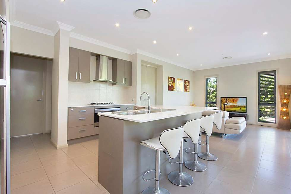 Second view of Homely house listing, 2 Iezza Place, Kellyville Ridge NSW 2155