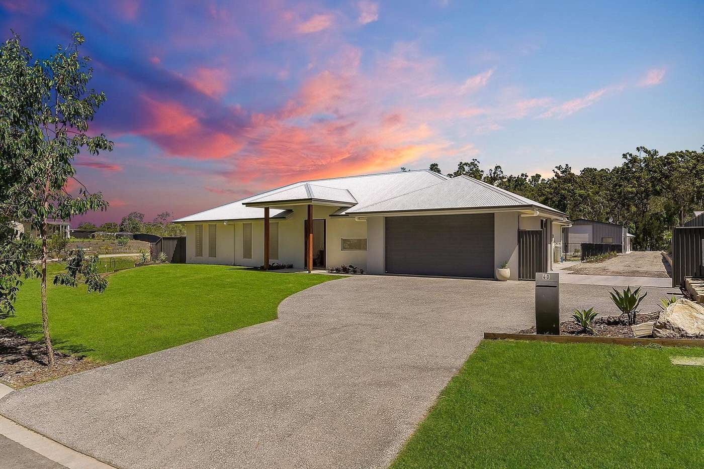 Main view of Homely house listing, 40 Glasswing Avenue, Palmview QLD 4553