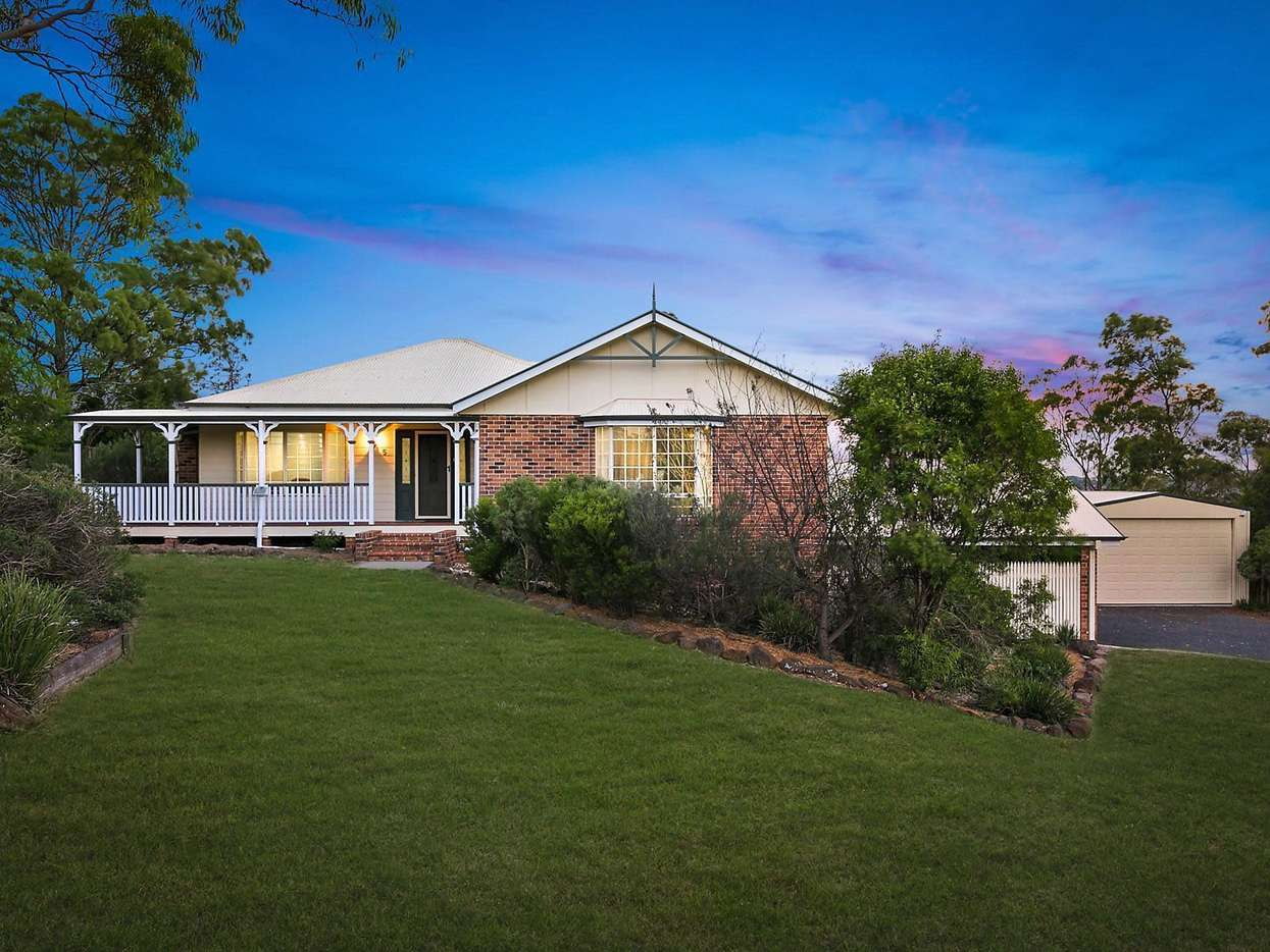 Main view of Homely house listing, 5 Ryans Drive, Cotswold Hills, QLD 4350