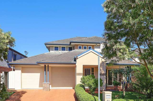 50 Hunterford Crescent, Oatlands NSW 2117