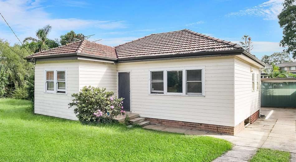 9 Fyall Street, Ermington NSW 2115