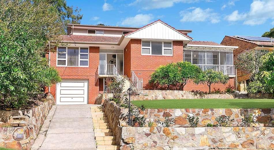 38 Coolaroo Road, Lane Cove NSW 2066