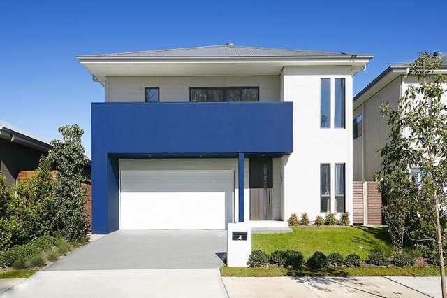 4 Gledswood Hills Drive, Gledswood Hills NSW 2557