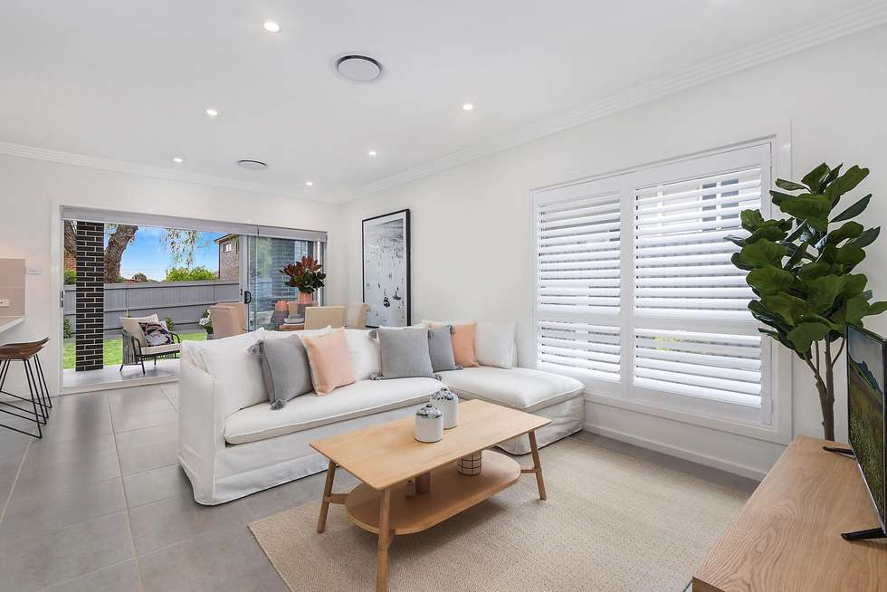Second view of Homely semiDetached listing, 21A Dan Street, Marsfield NSW 2122