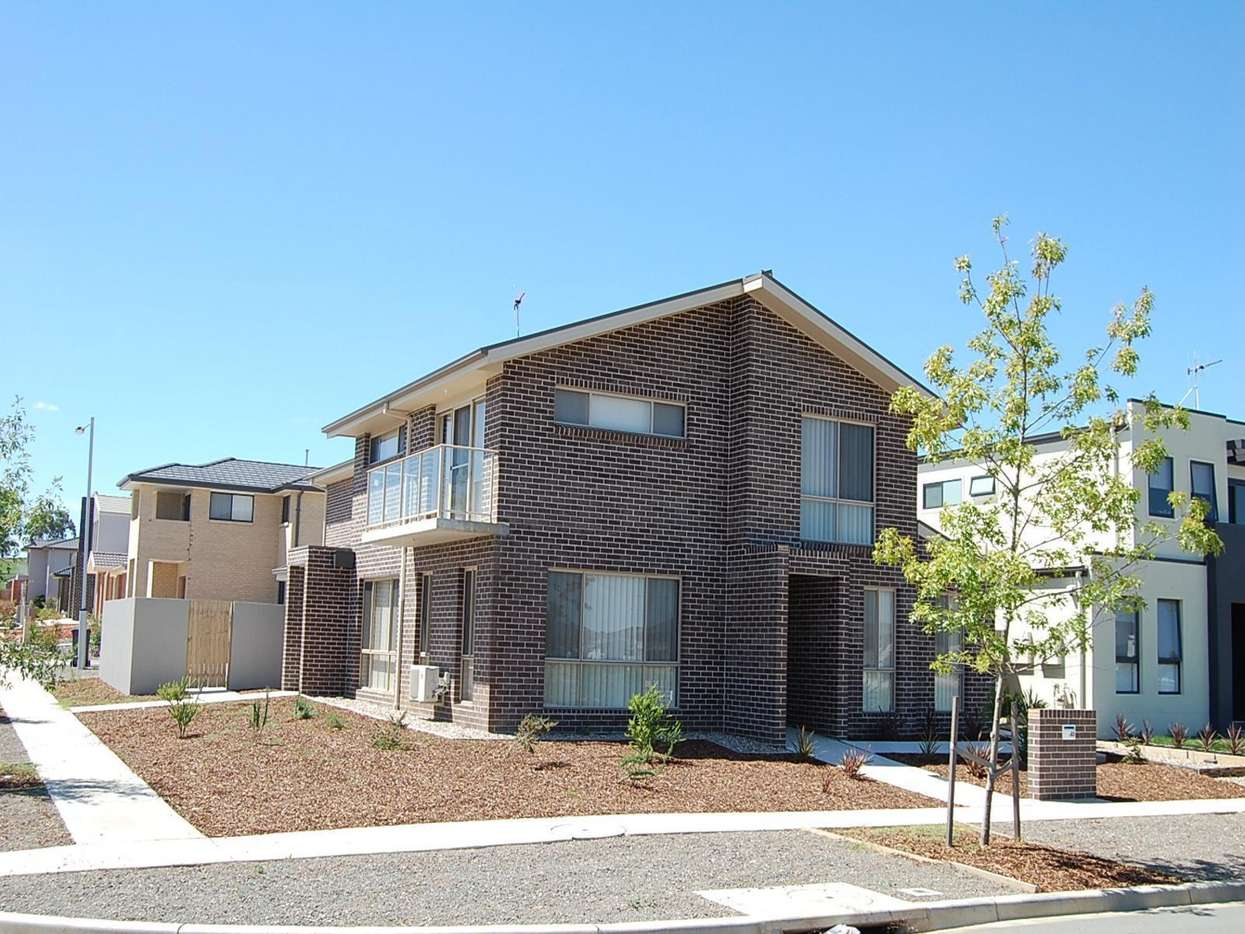 Main view of Homely townhouse listing, 42A Marie Pitt Street, Franklin, ACT 2913