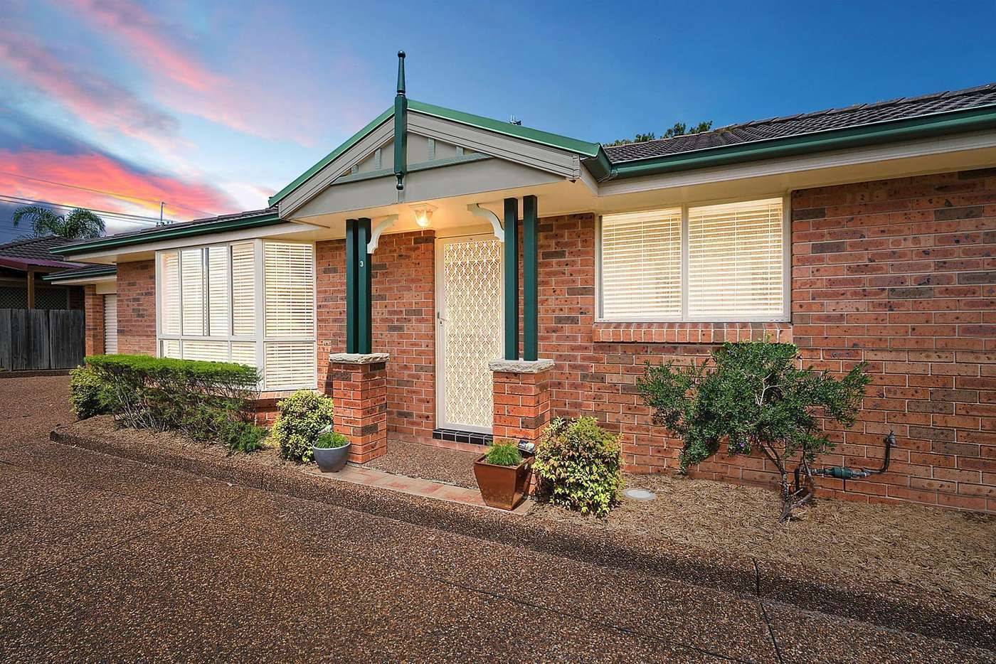 Main view of Homely villa listing, 3/68 Fletcher Street, Adamstown, NSW 2289