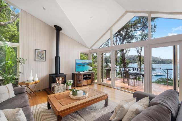 123 Florence Terrace, Scotland Island NSW 2105