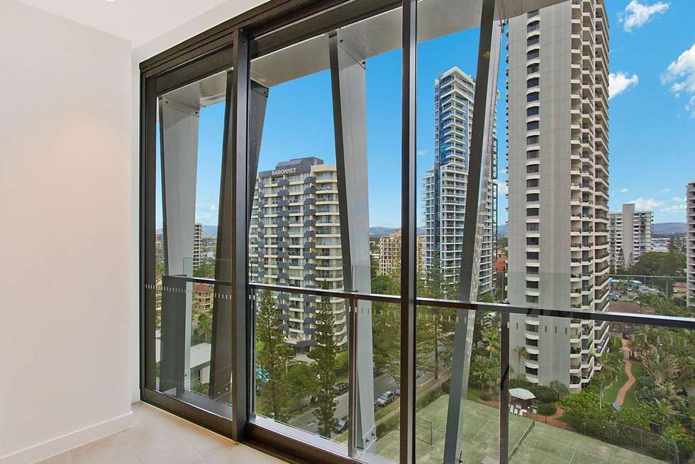 Fifth view of Homely apartment listing, 804/3 Northcliffe Terrace, Surfers Paradise QLD 4217