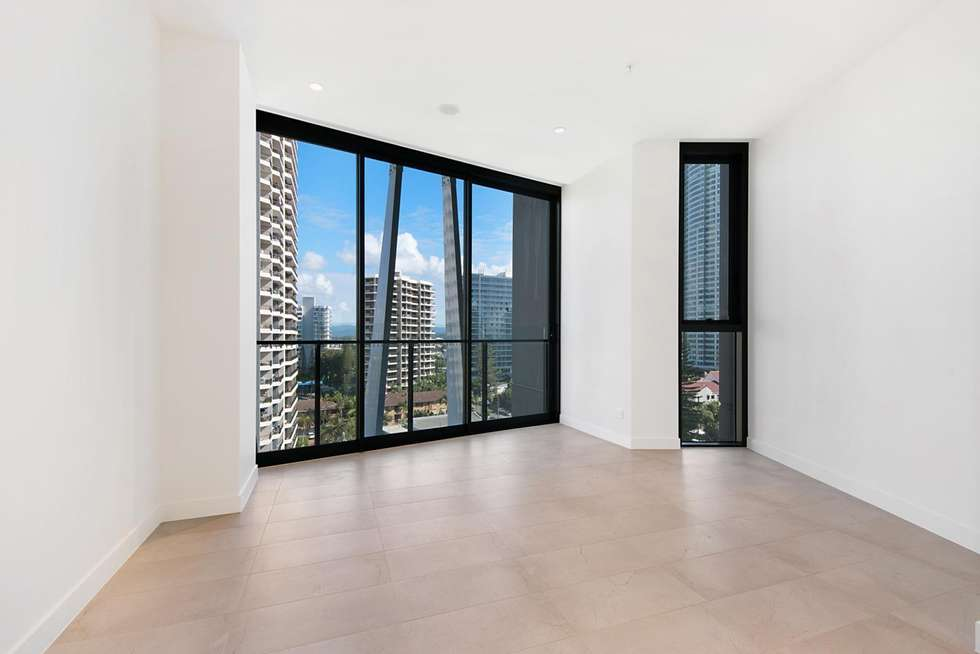 Fourth view of Homely apartment listing, 704/3 Northcliffe Terrace, Surfers Paradise QLD 4217